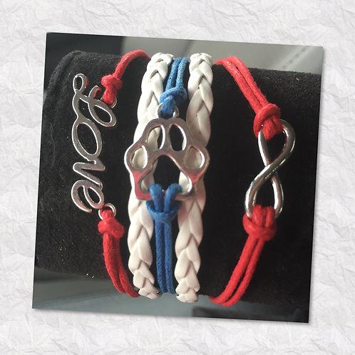 Rescue Paw Bracelet Fundraiser
