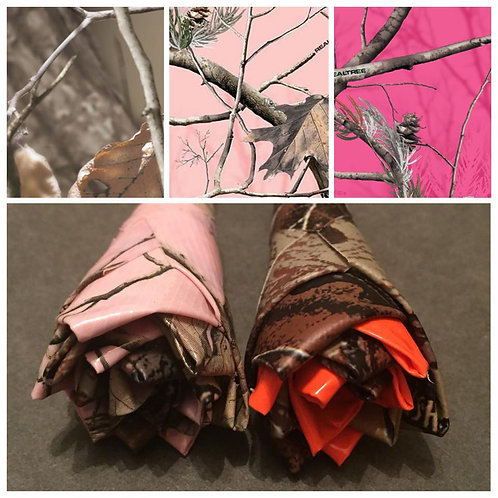 Hunting Duct Tape Rosebud
