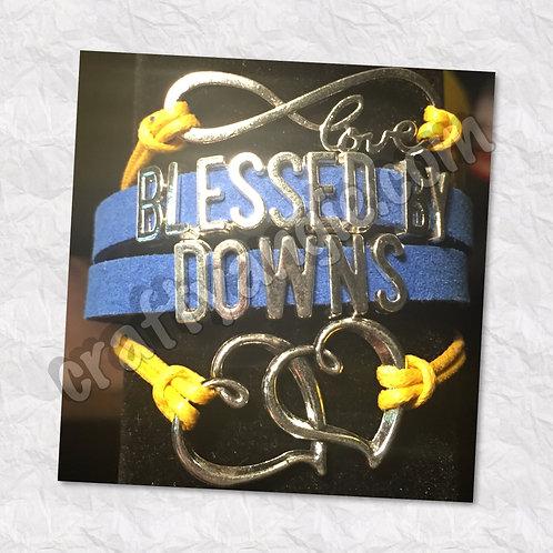 Blessed By Downs Fundraiser Bracelet