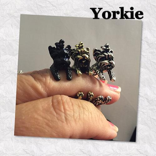 Yorkie Rings