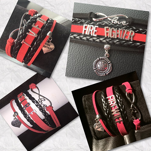 Firemen Bracelets