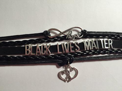 """""""Black Lives Matter"""" Bracelet"""