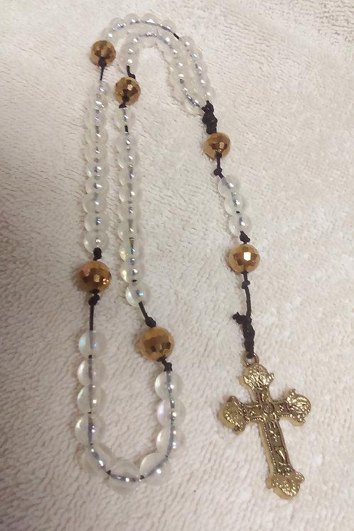 Knotted Rosaries