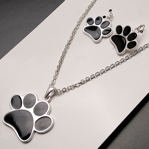 Paw Jewelry Collection Set