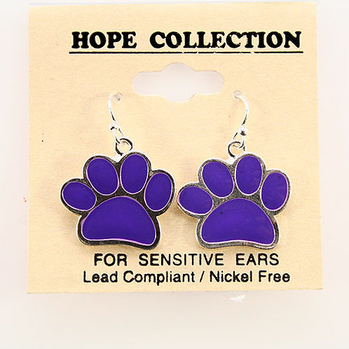 Paw Jewelry Collection - Earrings