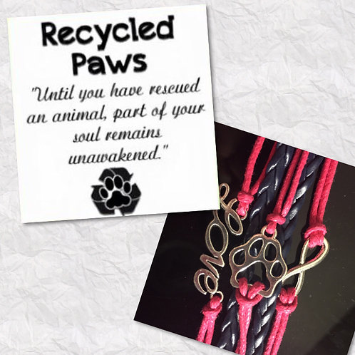 Recycled Paws Rescue Fundraiser Br