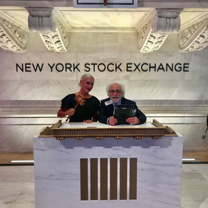 A Day With Peter Tuchman at the NYSE
