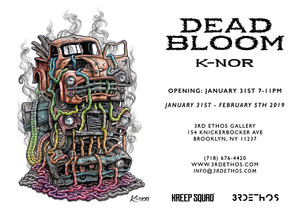 Dead Bloom by K-NOR at 3RD ETHOS