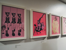Paranympho Activity at Galerie F