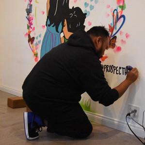 AJ LaVilla: Dreaming Big with Community Yoga