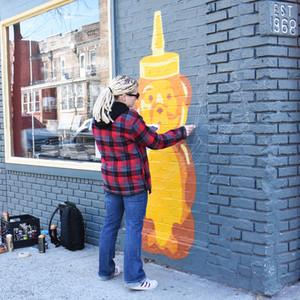 Jenna Morello Spreads Love the Brooklyn Way