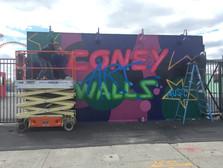 2017 Coney Art Walls Program Begins