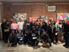 Graff 101: WallWorks with Bio
