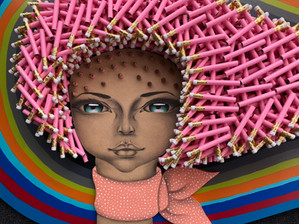 The Art of Waktu: Tshun Art in West Palm Beach