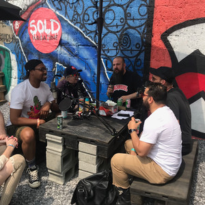 ITSR at The Bushwick Collective Block Party with Che Anderson & Tony Loud