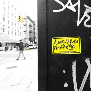 Sunday Edition #24: My Column in Yellow