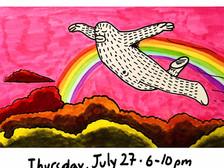 Frank Ape, Over The Rainbow
