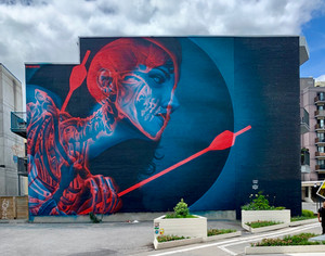 In Search Of ... Mural Festival '19
