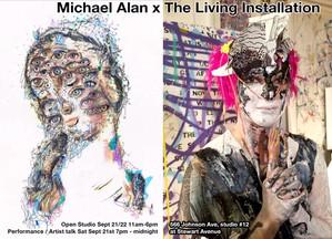 Brainwashed: A Michael Alan Event for Bushwick Open Studios