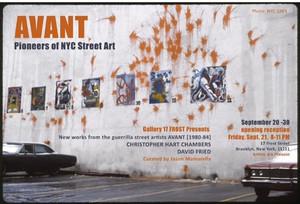 17 Frost Gallery: AVANT