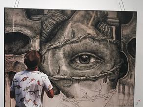 In A Split Second, Raphael Gonzalez