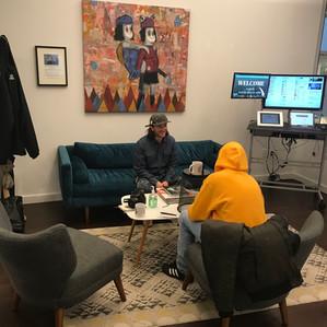 Ramiro's Office Space [VIDEO]