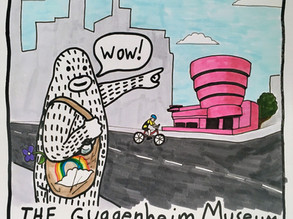 Did You Know? The Guggenheim With Frank Ape