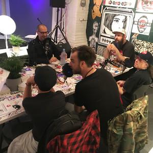 ITSR at Moniker Art Fair 2019, Part 3
