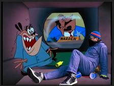 RAE-BK Quarantines Himself Inside A Classic Cartoon
