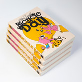 Sold's Stack of Books: Brian Blomerth's Bicycle Day
