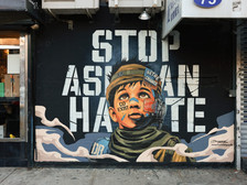 Stop Asian Hate: Dragon76 & Lauren YS Coast to Coast