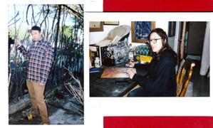 Bushwick Artist Interviews In Their Homes