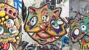 City Kitty Collab: Greyegg
