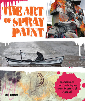 """The Art of Spray Paint"" Book Signing"