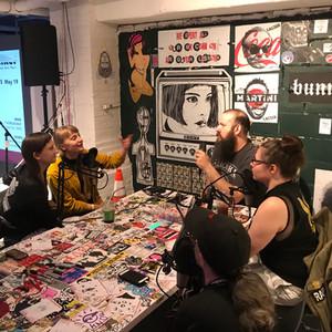 ITSR at Moniker Art Fair 2019, Part 4