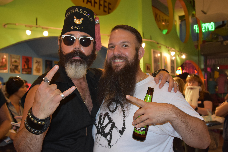 My Beard Mentor, Adam Realman
