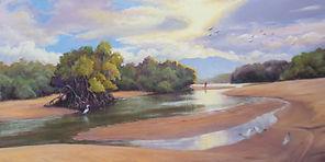 Lorraine Amadsio - Evening, Barr Creek H