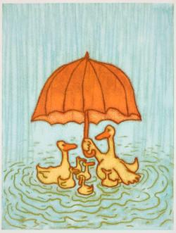 I sol og regn