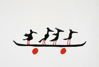 Fuglebrett (utsolgt)