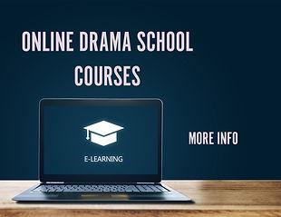 Online Drama School Courses
