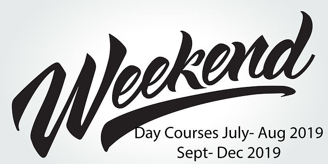 Weekend day courses worker sept.jpg