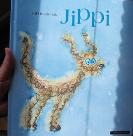 Jippi bildebok for barn av Eli Hovdenak