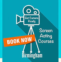 Screen Acting Course Birmingham