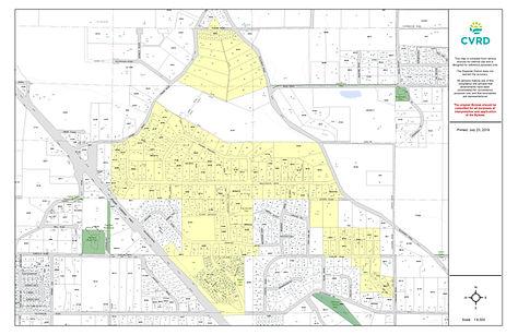 Braithwaite Estates Improvement District Boundary Map