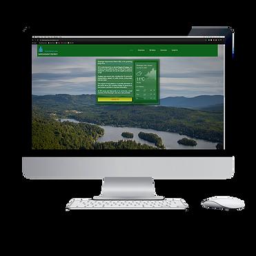Shawnigan Improvement District Website -