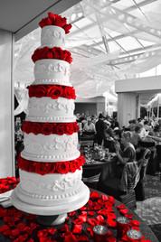 Sam and Kyles Wedding - Wedding Cake.jpg