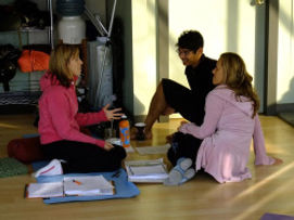 Teacher Training class-discussion Schedu