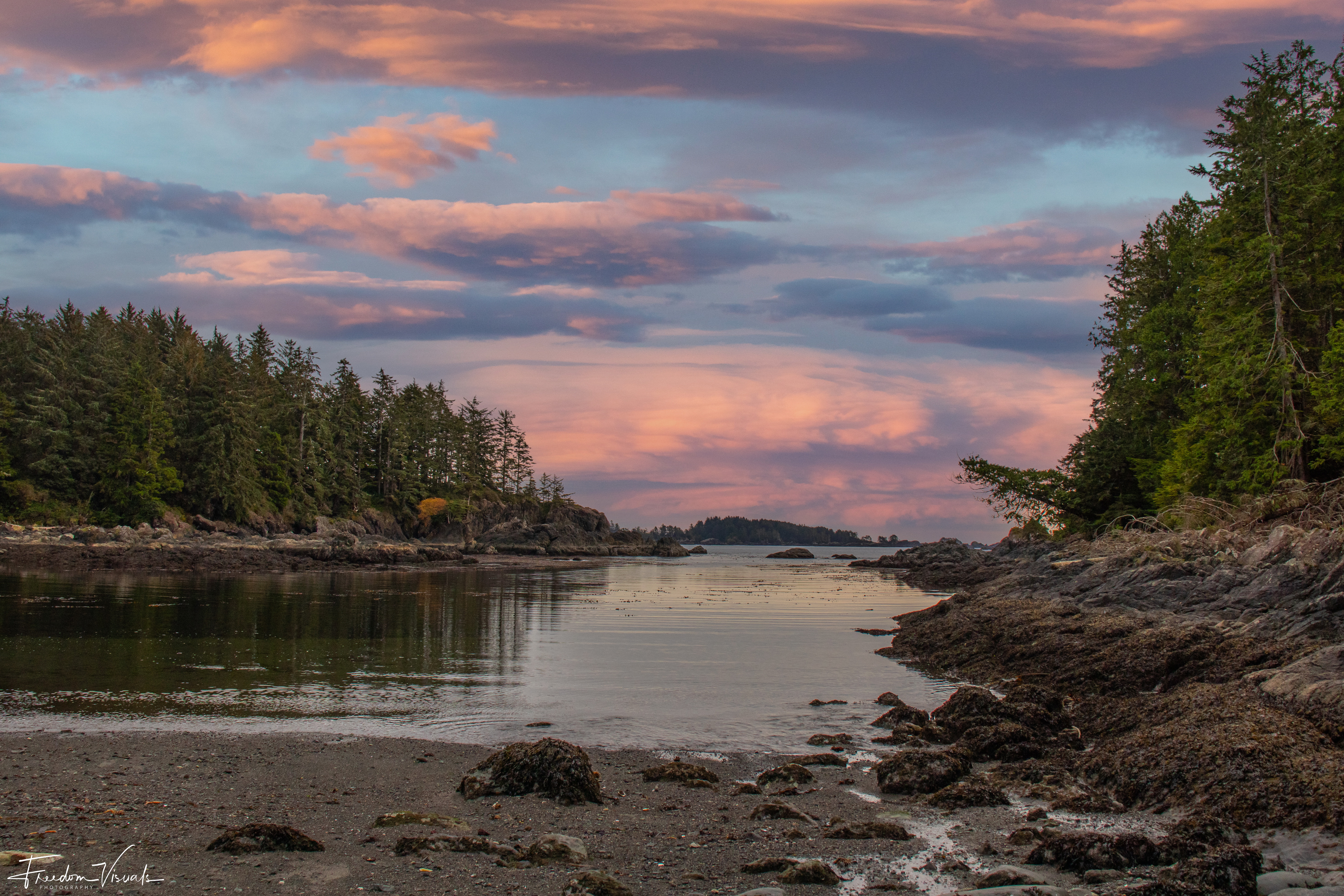 Picture Perfect Sky - Ucluelet