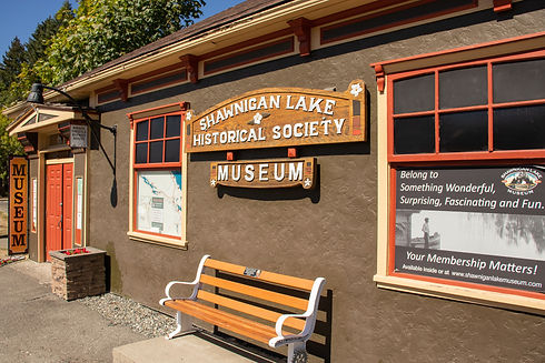 Shawnigan Lake Museum (Freedom Visuals P