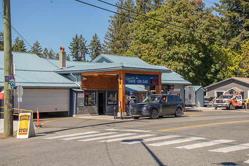 Shawnigan Lake Gas Station (Freedom Visu